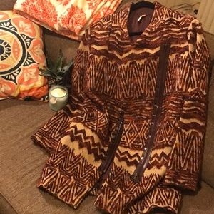 Free people coat perfect for winter