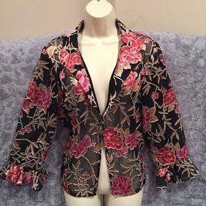 Jessica Howard beautiful jacket