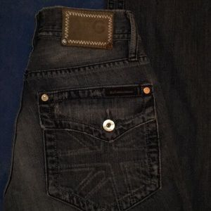 Dolce & Gabbana button fly Jeans - size 26