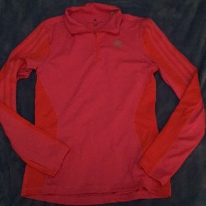 Adidas pull over top - size xs