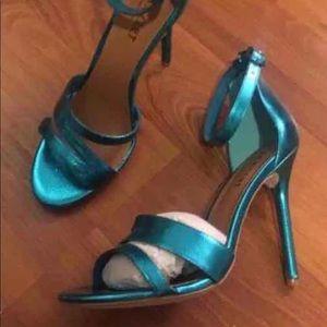 Nasty Gal heels NIB