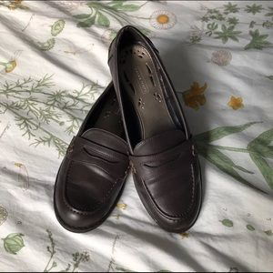 Size 5 Brown Loafers