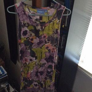 Simply Vera Wang Floral Dress