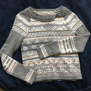 Rachel Roy Cable Sweater