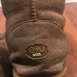 EMU wool boots TALL fit. Good condition AUTHENTIC