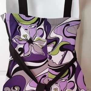 Speechless Dresses - NWT Beautiful Purple Flower Print DRESS 