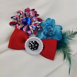 Bundle of 3 hair accessories