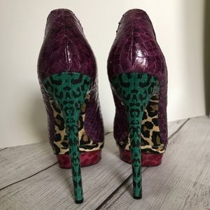 B Brian Atwood high heels size 6.5
