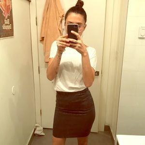 All Saints Pencil Skirt