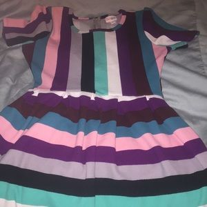 M Lularoe Amelia Dress