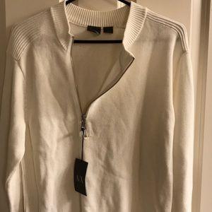 Armani Exchange sweater. M. NWT.