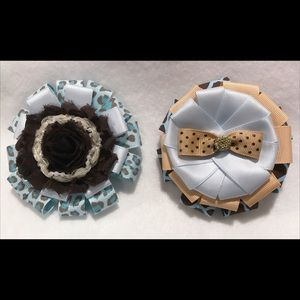 Other - Flower Bow Bundle!