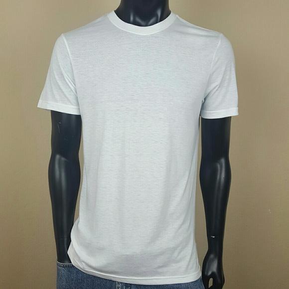 ce9c6620 Reebok Shirts   Rcf Blank White Crossfit Tshirt Nwt   Poshmark
