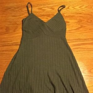 Olive Aeropostale dress