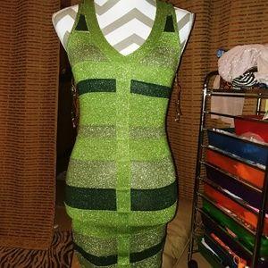 Wow Couture women's Bodycon dress sz M