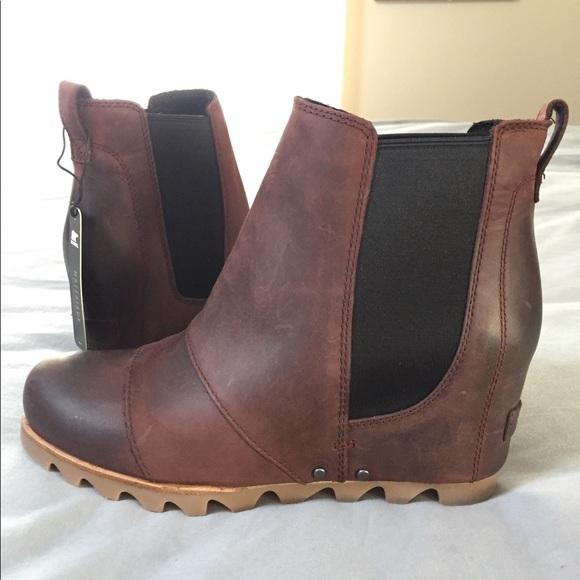 dc44360002c0 Women s Sorel LEA wedge boot