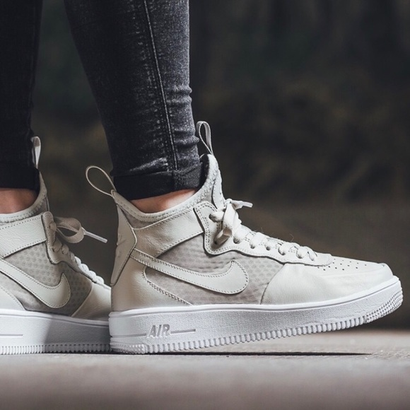 Nike Ultraforce Air Force One High Tops