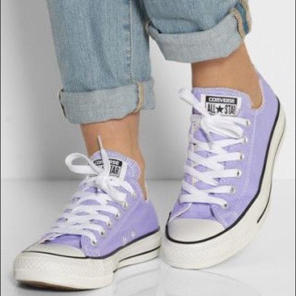 186edb7748d8 Converse Shoes - All-Star CONVERSE Light Purple Size 7