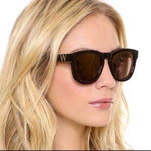Wild Fox Classic Fox 2 Retro  Sunglasses With Case