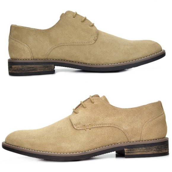 dead059551dae Shoes | Mens Bruno Suede Leather Lace Up Oxford | Poshmark