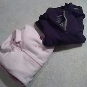 Zip hoodie jacket L.L.Bean women large