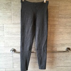 Thick merino wool leggings