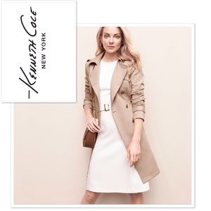 K E N N E T H. Cole Trench Coat