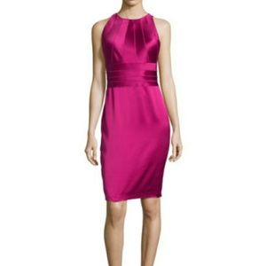 Kay Unger Berry Dress Size 10 NEW