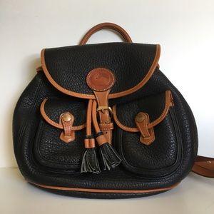 Dooney & Bourke Leather Backpack