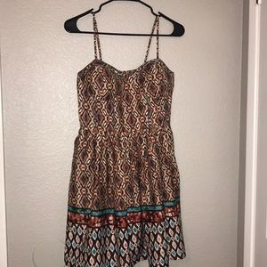 Colorful Dress NWT