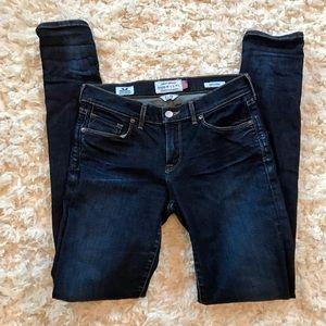 {lucky brand} like new Sofia Skinny Denim jeans