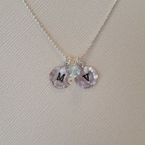 Jewelry - initial charm