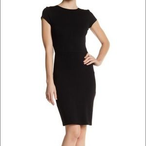 Love Ady Black Bodycon Dress