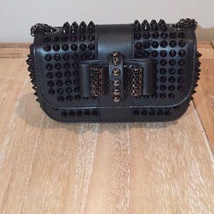 Christian Louboutin Sweet Charity shoulder bag