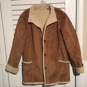 Jackets & Blazers - Shearling coat!