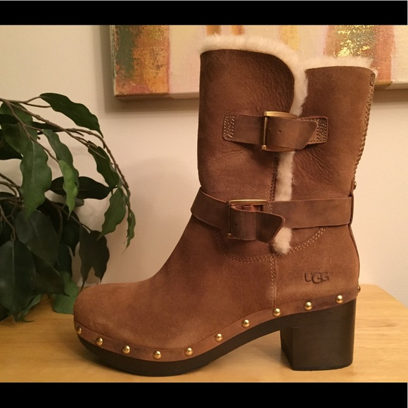 598dbe436a1 UGG women's brea boot NWT