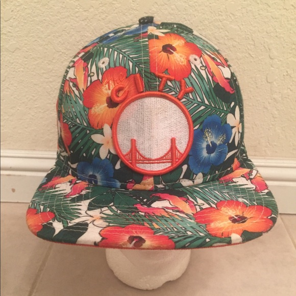 online store 05adc b3106 ... free shipping golden state warriors floral snapback hat u203c .  m5a26157abcd4a74b770013ea 0c53d 911ae