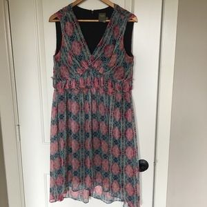 Taylor summer dress sz 10