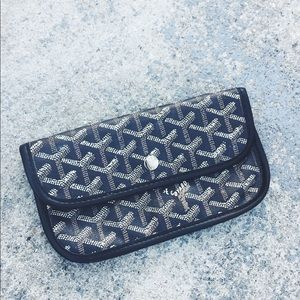 Goyard Paris wallet