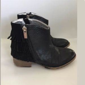 Kenneth Cole Girls Boots Size 13