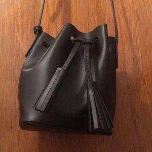 Handbags - Rachel Ruddick mini bucket bag (BLACK)