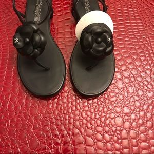 Chanel sandals New