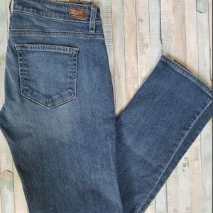Paige Boyfriend Canyon Distressed Jeans