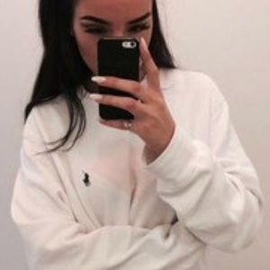 [Polo] Ralph Lauren Oversized Pullover sweater