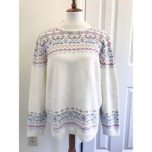 Nordstrom vintage oversized sweater