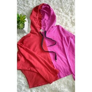 🍒Nordstrom crop sweatshirt