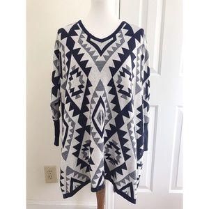 TOBI Oversized Batwing Sweater