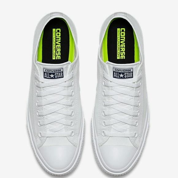 the latest 34283 a558d ⭐SALE⭐ Converse Chuck Taylor II Low Nike Lunarlon
