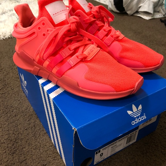 low priced 34953 16fca Women's Adidas EQT Size 9