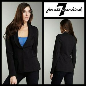 7 for all mankind blazer